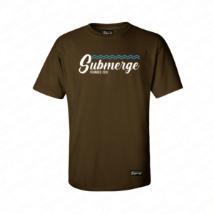 Submerge-Bankside-Tshirt-Brown