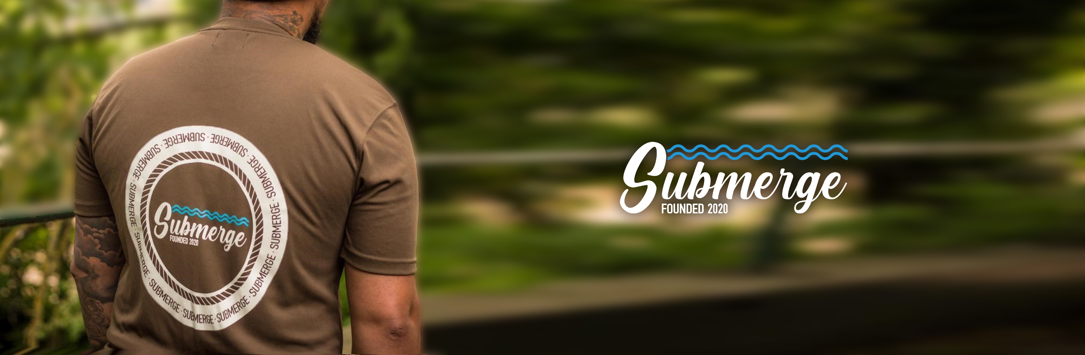 Submerge-clothing-background